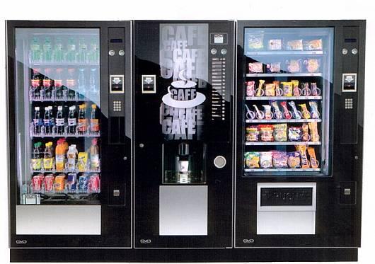 Automaten Aufstellen