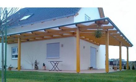 Terrassenüberdachung bonn